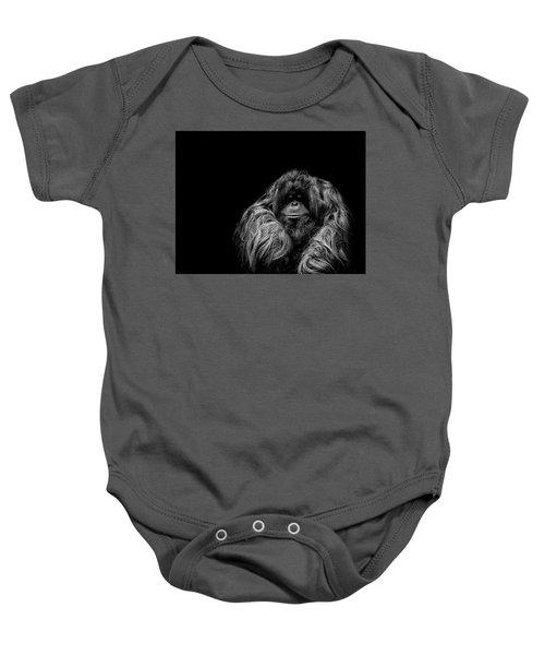 The Vigilante Baby Onesie by Paul Neville