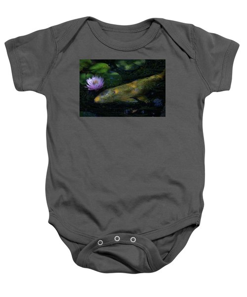 The Visitor Baby Onesie