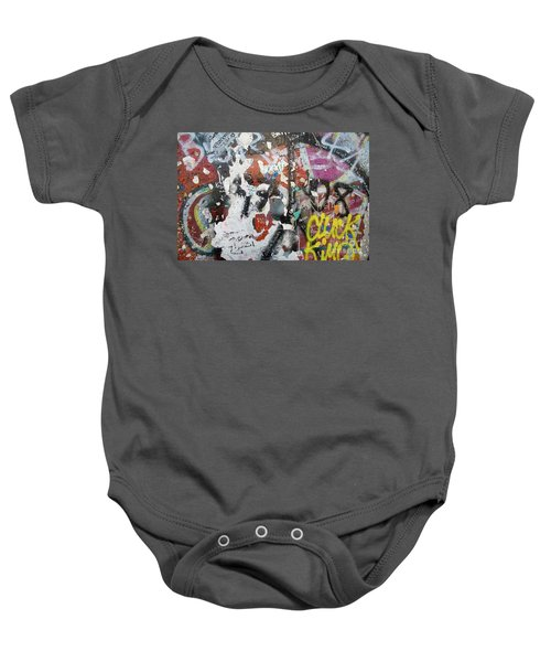 The Wall #11 Baby Onesie