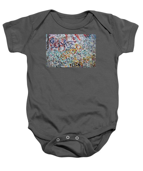 The Wall #2 Baby Onesie