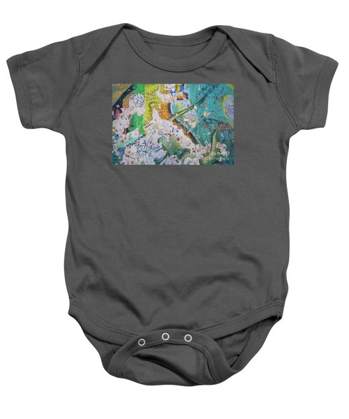 The Wall #8 Baby Onesie