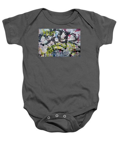 The Wall #9 Baby Onesie
