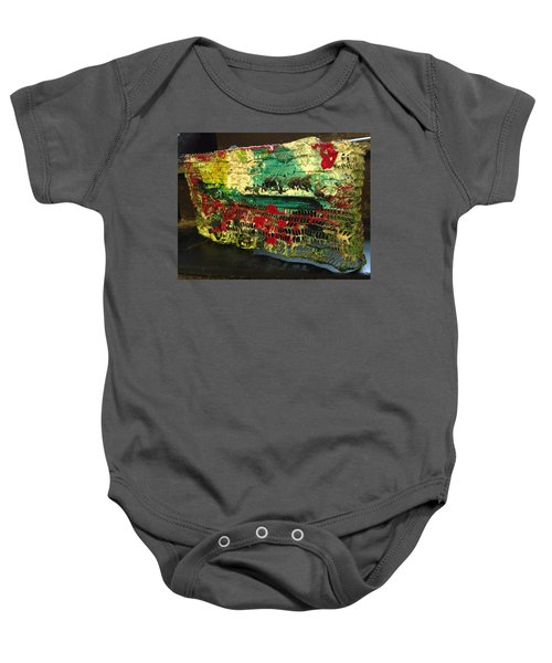 The Wall Proposed Baby Onesie