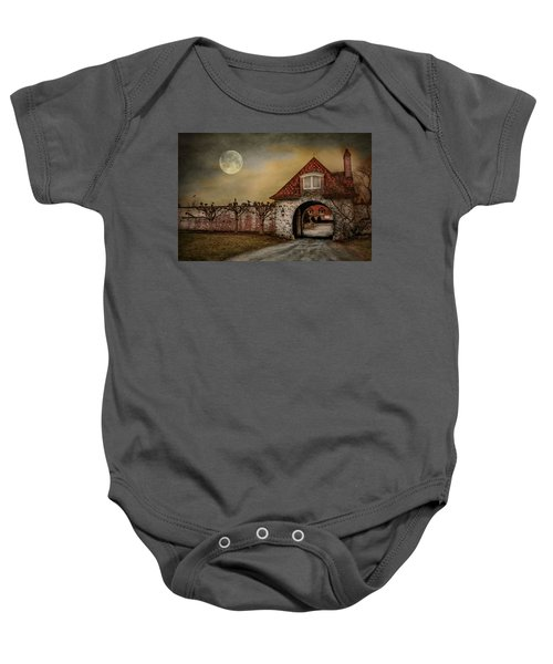 The Watcher Baby Onesie