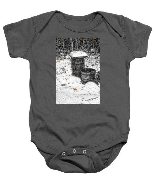 The Water Barrel Baby Onesie