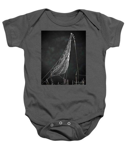 The Web Baby Onesie