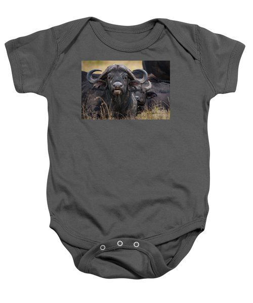 The Wilderbeast Baby Onesie