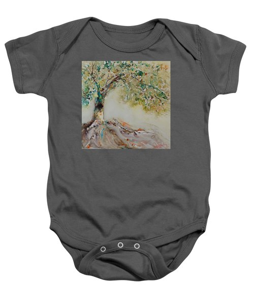 The Wisdom Tree Baby Onesie