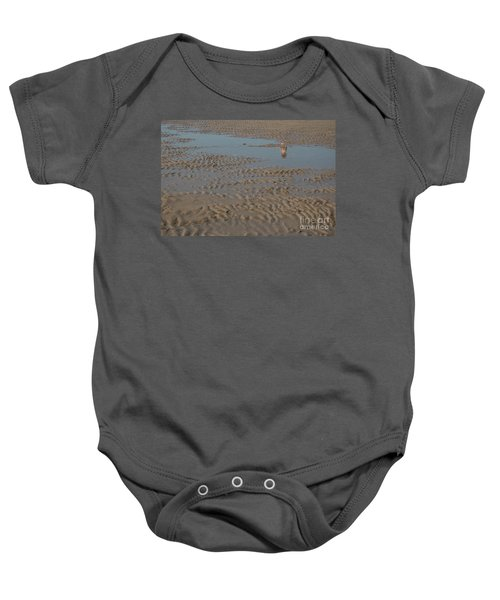 There Once Was A Boy... Baby Onesie