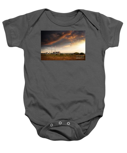 Thermoelectrical Plant Baby Onesie