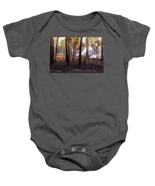 Thirds Baby Onesie