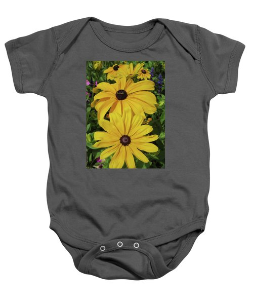 Baby Onesie featuring the photograph Thirteen by David Chandler
