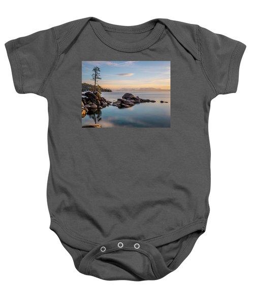 Thunderbird View Baby Onesie