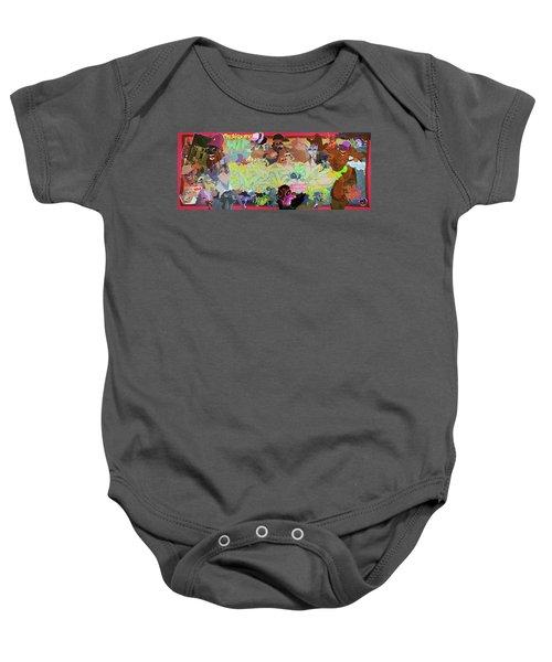 Tidal Recall 2 Baby Onesie