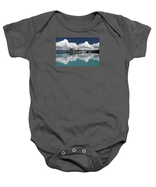 Time For Reflection Baby Onesie