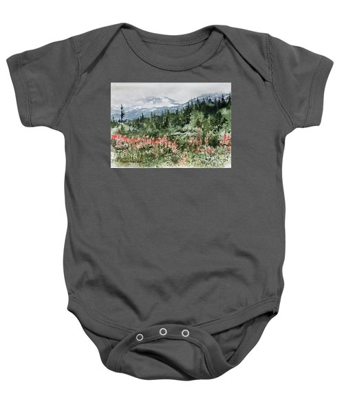 Time To Go Home Baby Onesie