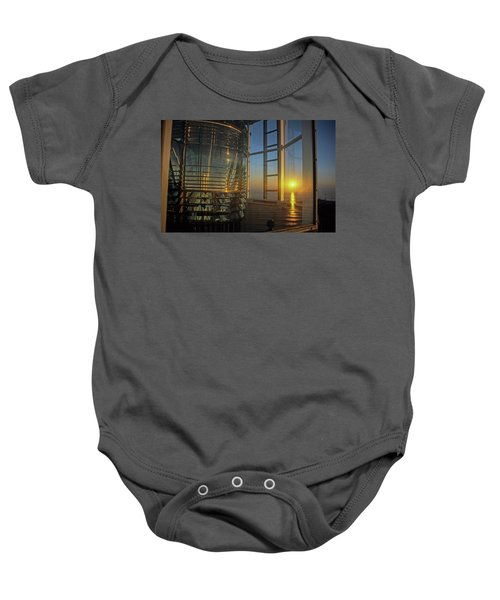 Time To Go To Work Baby Onesie