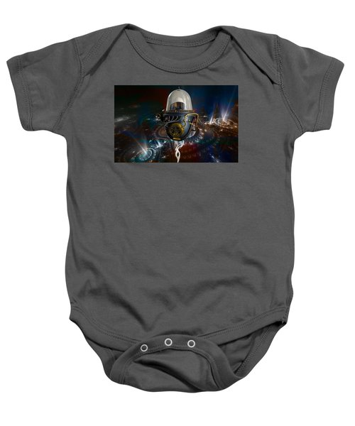 Time Traveler Baby Onesie