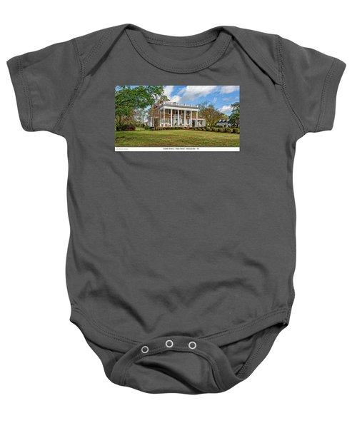 Tisdale Manor2 Baby Onesie