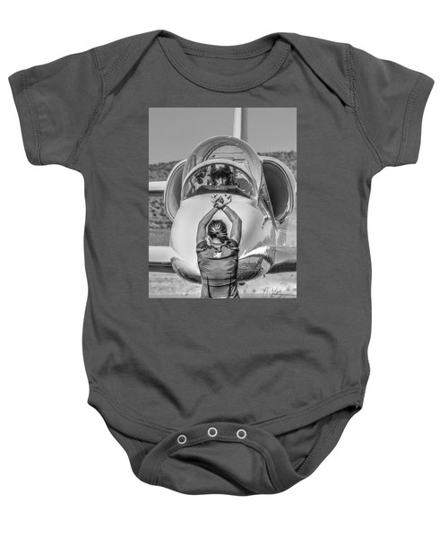 Darkstar II Taxis In Signature Edition Baby Onesie