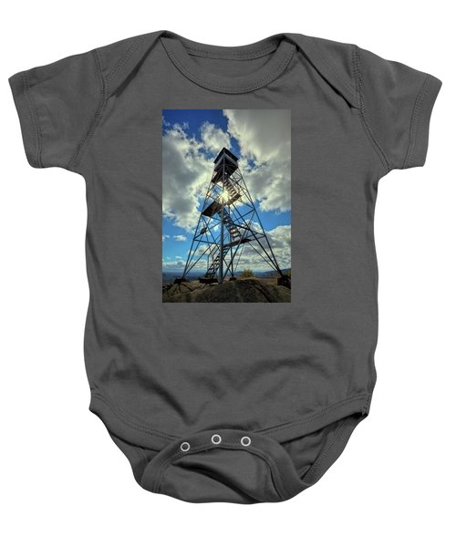 To Climb Or Not To Climb Baby Onesie