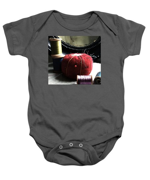 Tools Of The Trade Baby Onesie