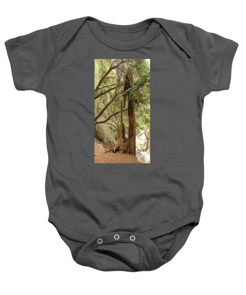 Totem Made By Nature Baby Onesie