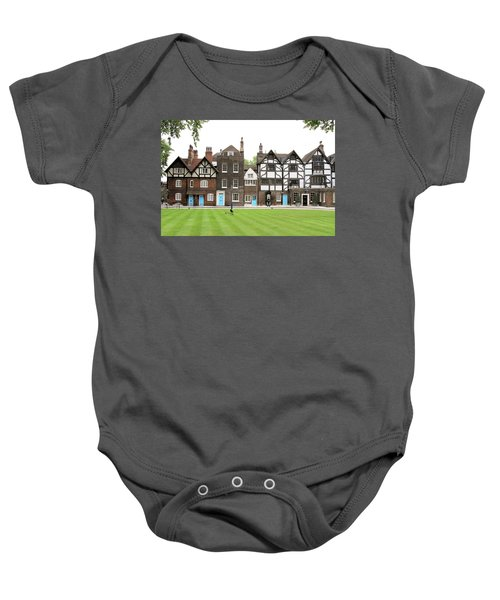 Tower Green Baby Onesie