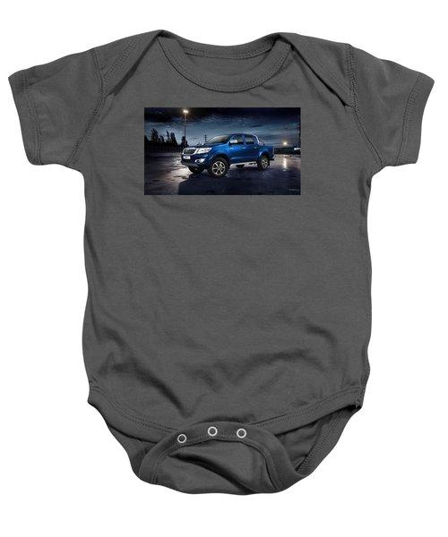 Toyota Hilux Baby Onesie