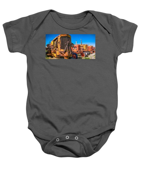 Tractor Supply Baby Onesie