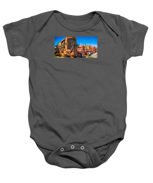 Tractor Supply Baby Onesie