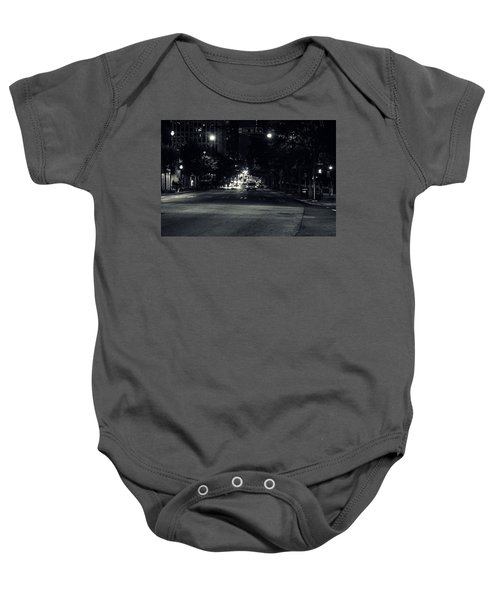 Traffic Baby Onesie