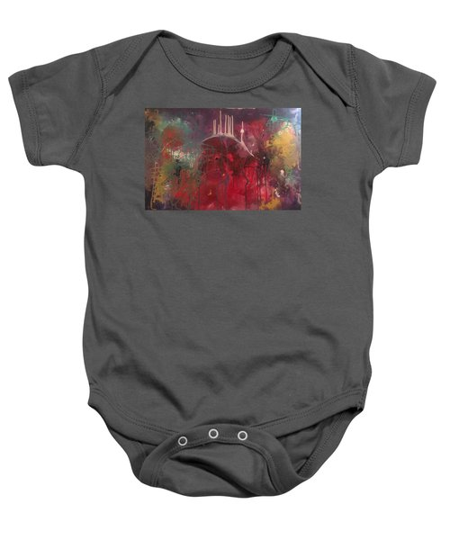 Trapped Soul Baby Onesie
