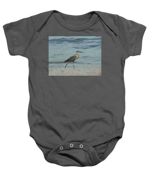 Ocean Wanderer Baby Onesie