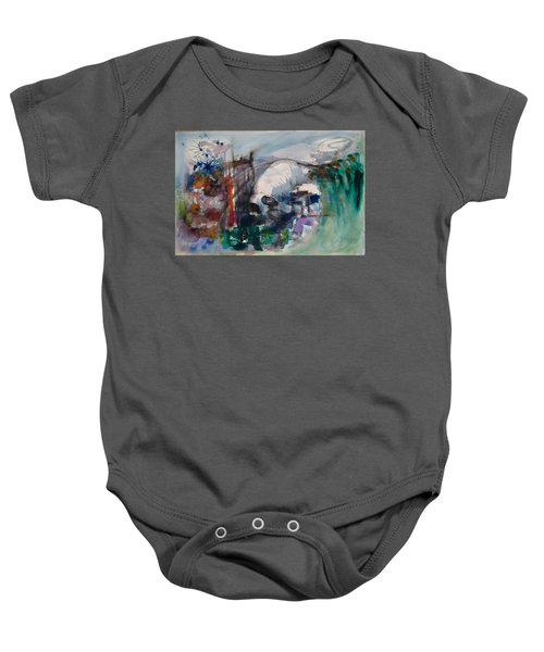Travels Baby Onesie