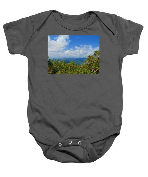 Tray Mountain Summit - South Baby Onesie