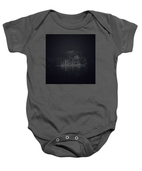 Treeflection Baby Onesie