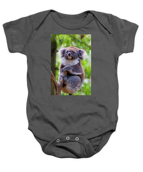 Treetop Koala Baby Onesie