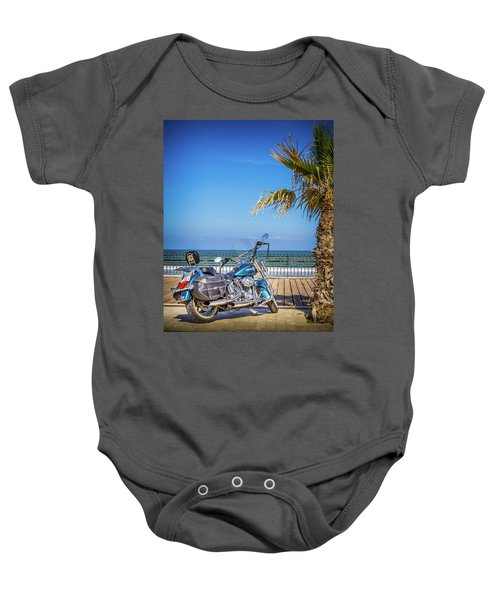 Trip To The Sea. Baby Onesie