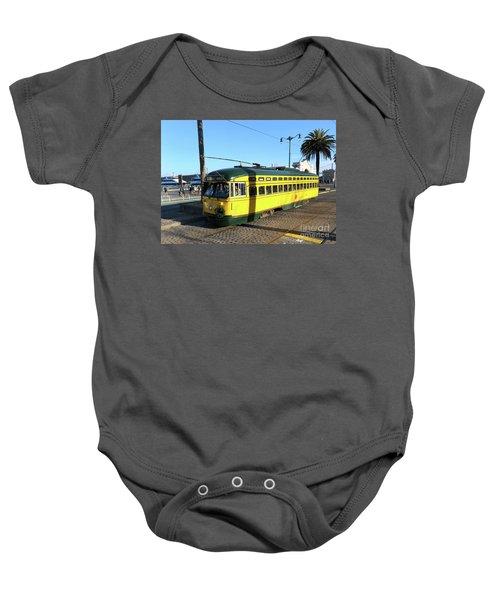 Trolley Number 1071 Baby Onesie