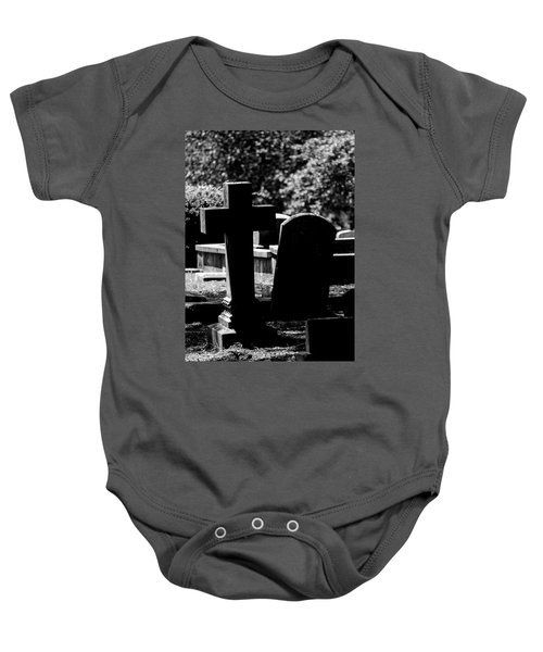 Twin Graves Baby Onesie