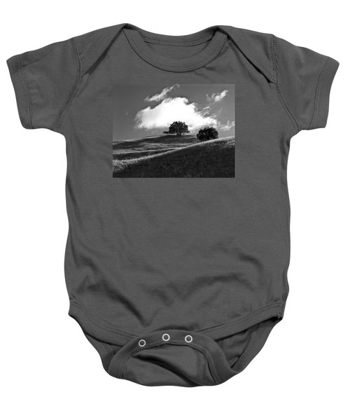 Two Brothers Baby Onesie