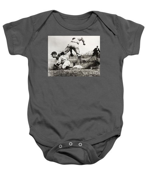 Ty Cobb Gets A Triple Baby Onesie