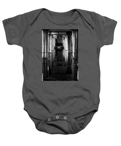 Under The Bridge Baby Onesie