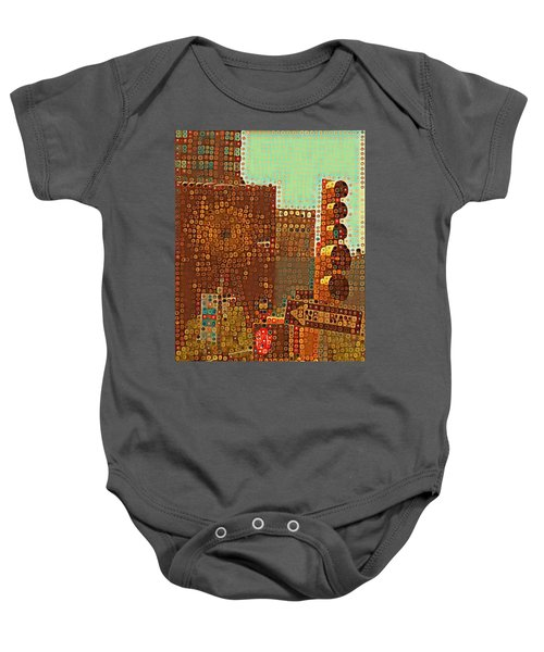 Union Square Bubbles Baby Onesie