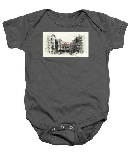 Union Station  Baby Onesie