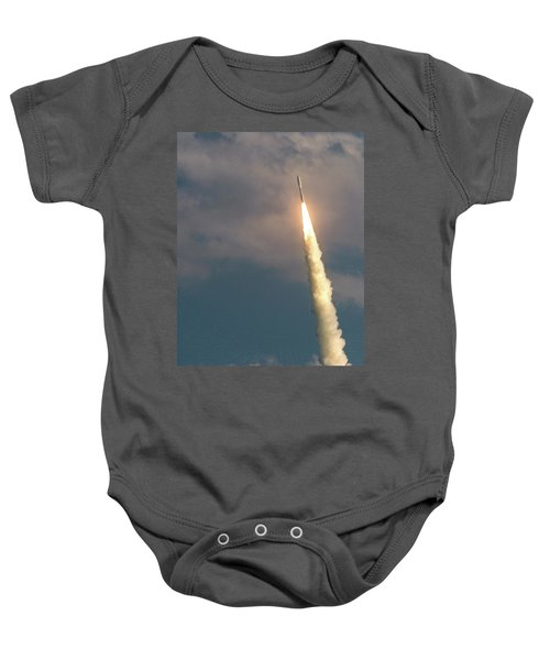 United Alliance Atlas V Baby Onesie