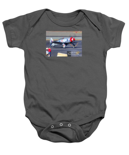 Unlimited Gold Race. Sawbones Startup. Baby Onesie