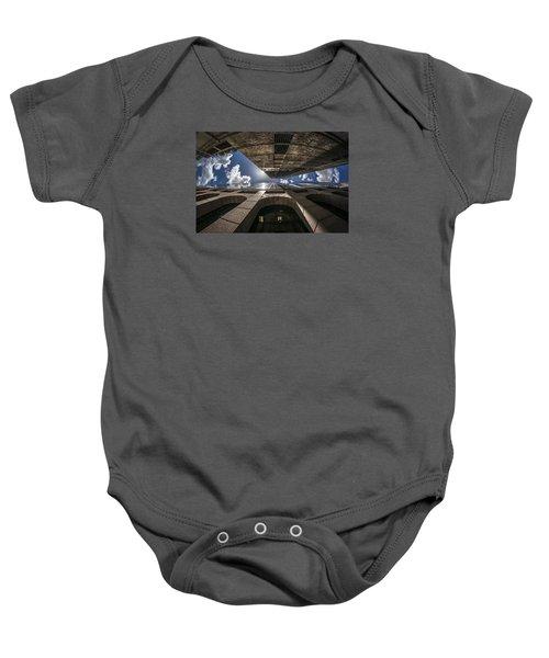 Urban Canyon Sunburst Baby Onesie