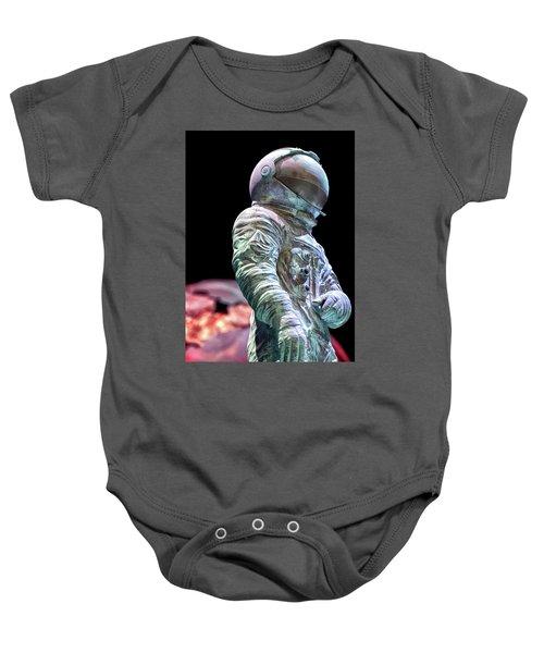 Urban Spaceman Baby Onesie